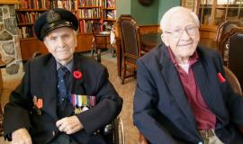 Veterans at Humber Heights