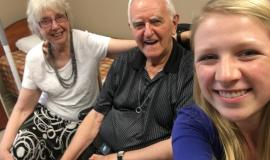 Make a New Old Friend Program Inspires Future Physician