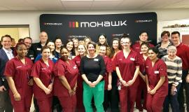 The Wentworth Heights team is proud to mentor PSW students in the new Mohawk College Living Classroom.