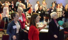 The annual Innovation Summit draws villagers of all stripes together to share ideas and look to the future of healthy aging.