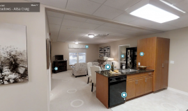 The Village of Erin Meadows Retirement Home Virtual Tour Floor Plans in Mississauga